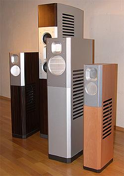 【新品上市】Burmester發表B20、B25、B30三款新的喇叭