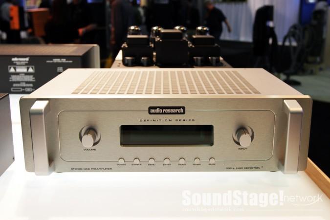 Audio Research DSPre - Источники - SoundEX