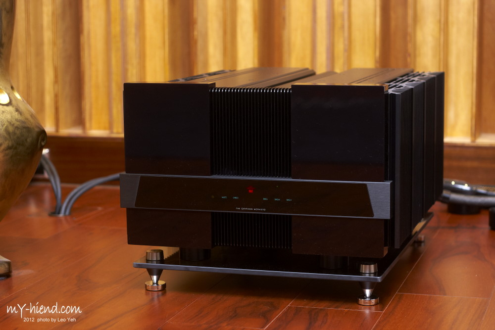 High End Audio System Photos Rockport Gryphon 7